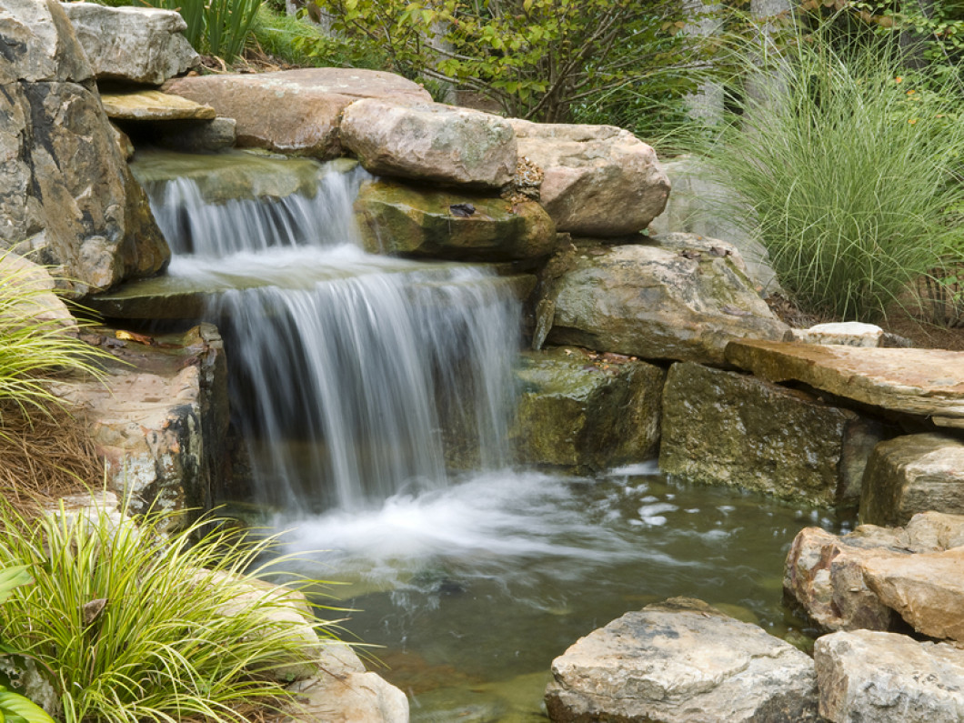 Hire a Pond Builder for Water Feature Installation in Lansing, MI